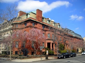 The Phillips Collection in Washington, D.C., 1600 21st Street, NW